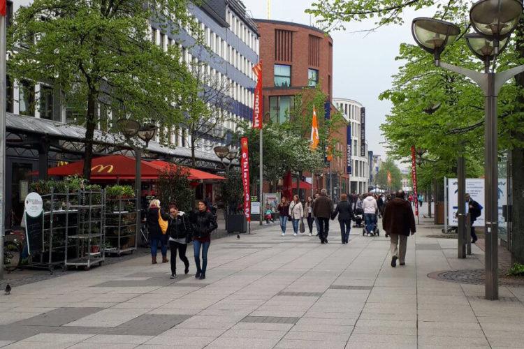 Mehr Grün in Duisburgs Innenstadt