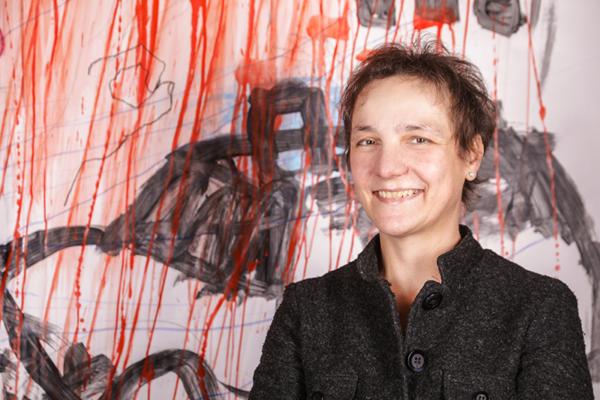 Ausstellung Friederike Huft: Lernen in der Gruppe