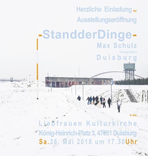 Ausstellung in Liebfrauenkirche: -StandderDinge- von Max Schulz