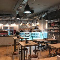 Neues Gastronomieangebot: Fabricca Espressobar