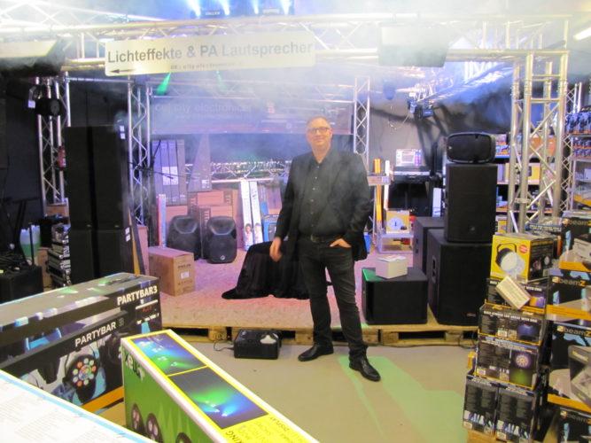 Elektrofachgeschäft City Electronicer nun in der Innenstadt beheimatet