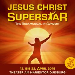 JESUS CHRIST SUPERSTAR – erste Eigenproduktion im Theater am Marientor