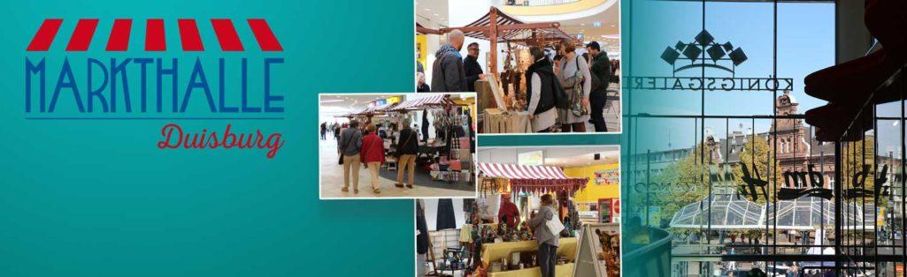 Marktfeeling in der Königsgalerie am 28 & 29. September